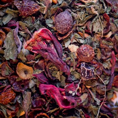 TISANE TONIQUE BIO 50G